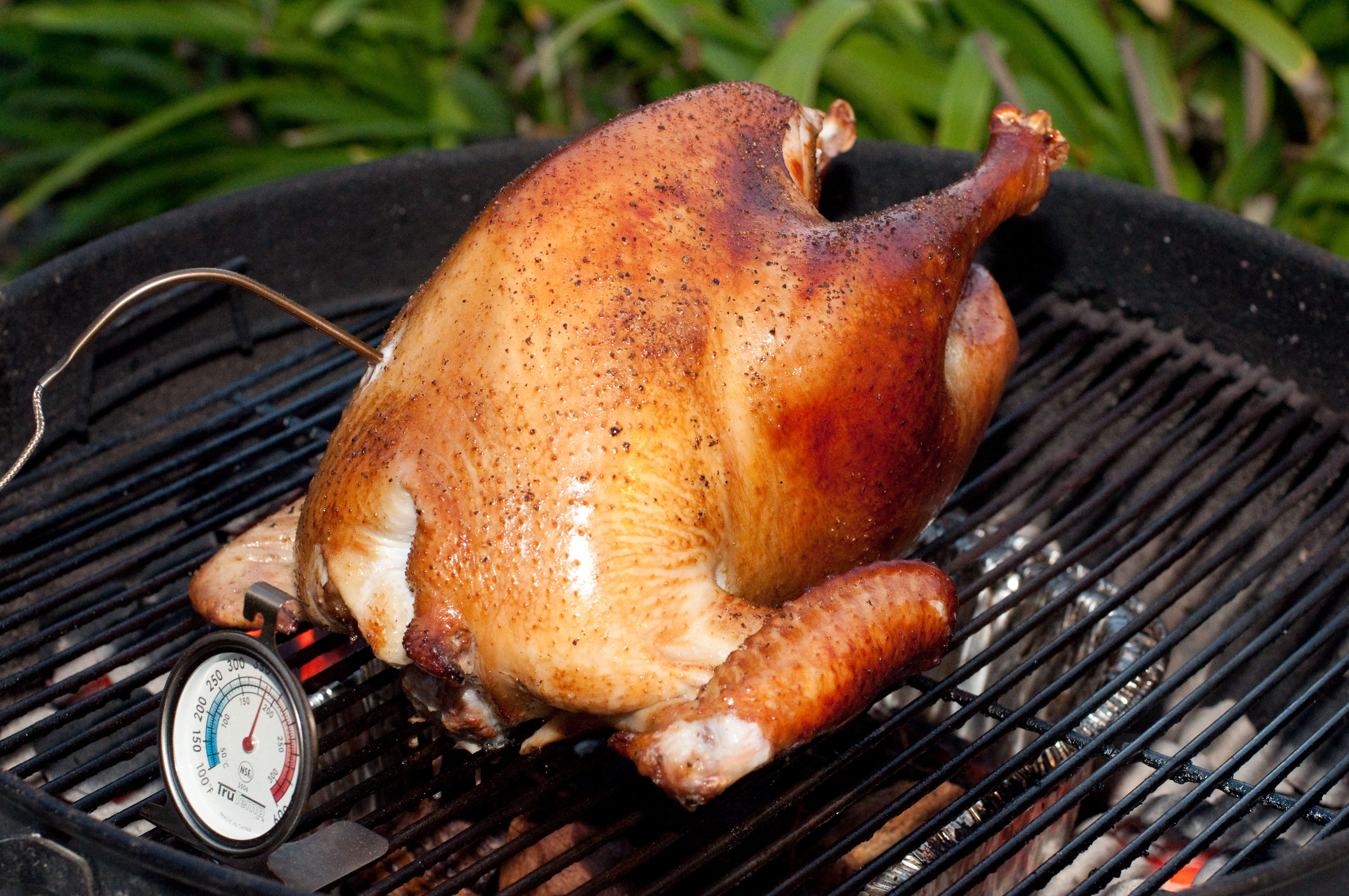 How To Grill A Turkey Rotisserie Or Not