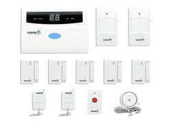 The 7 best diy home security systems to buy in 2018 best overall fortress security store wireless security alarm system solutioingenieria Gallery