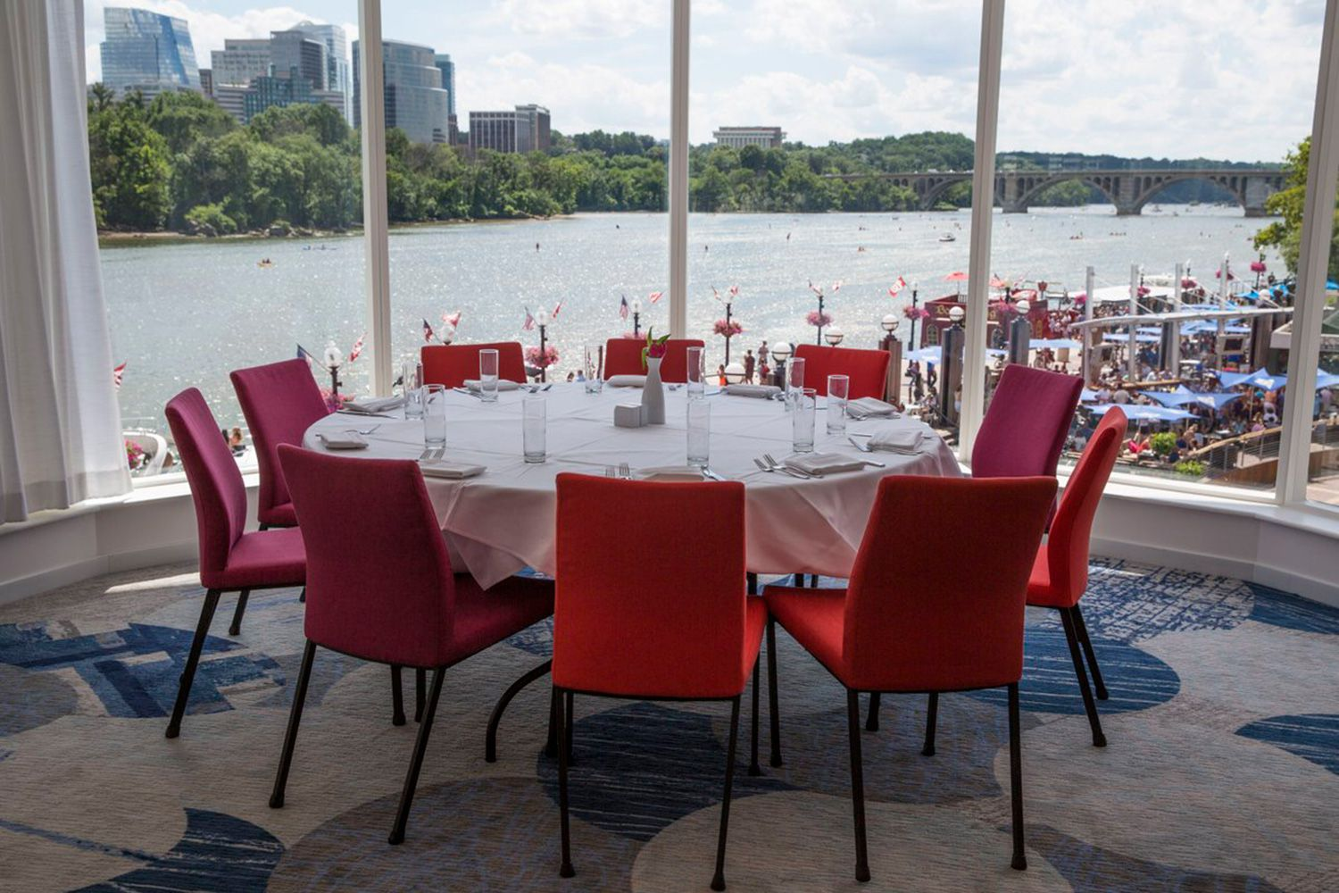 10 Washington, D.C. Restaurants with a Great View