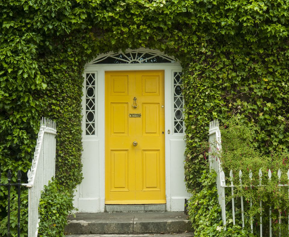 Feng Shui Colors For A Northeast Front Door