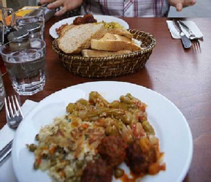 Top 8 Vegetarian Dishes In Germany