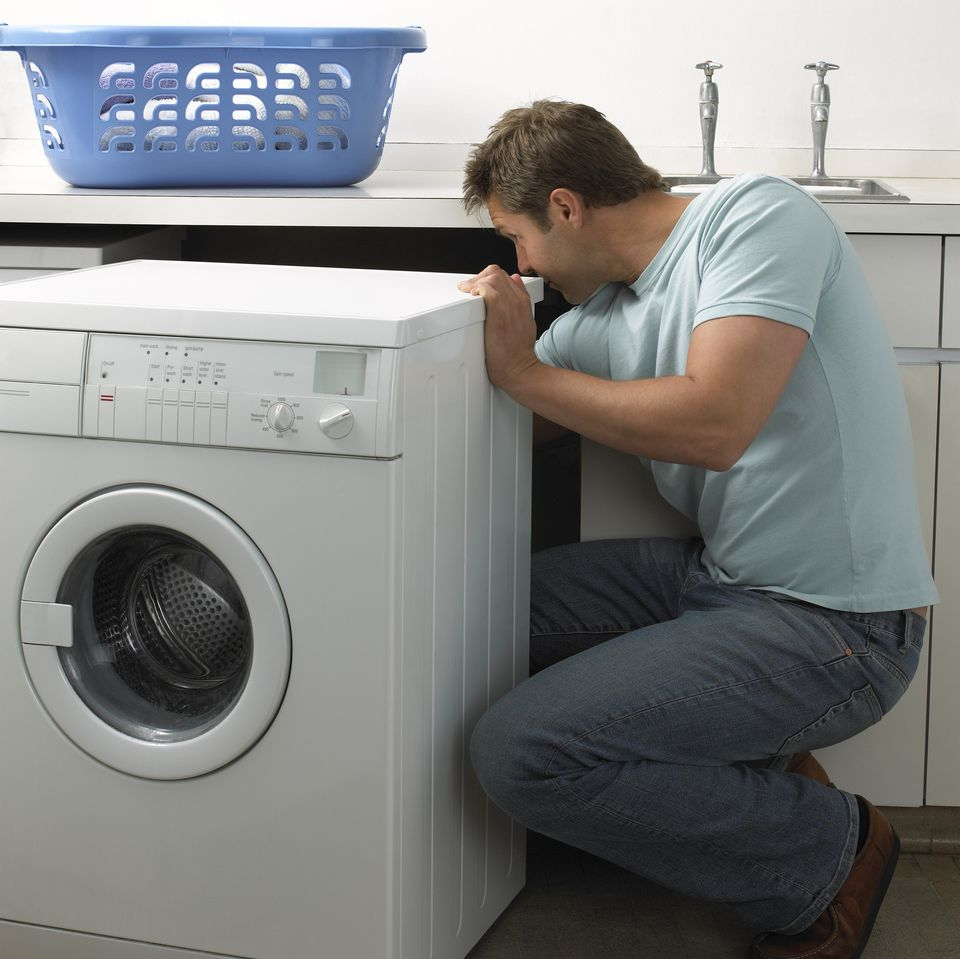 Repair Clothes Washer