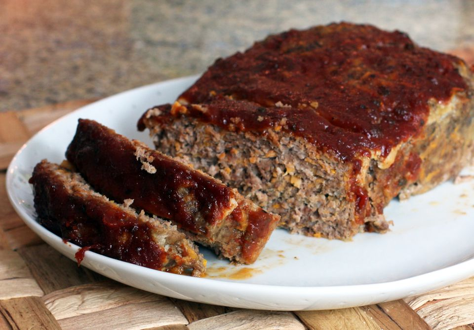 Potato Meatloaf