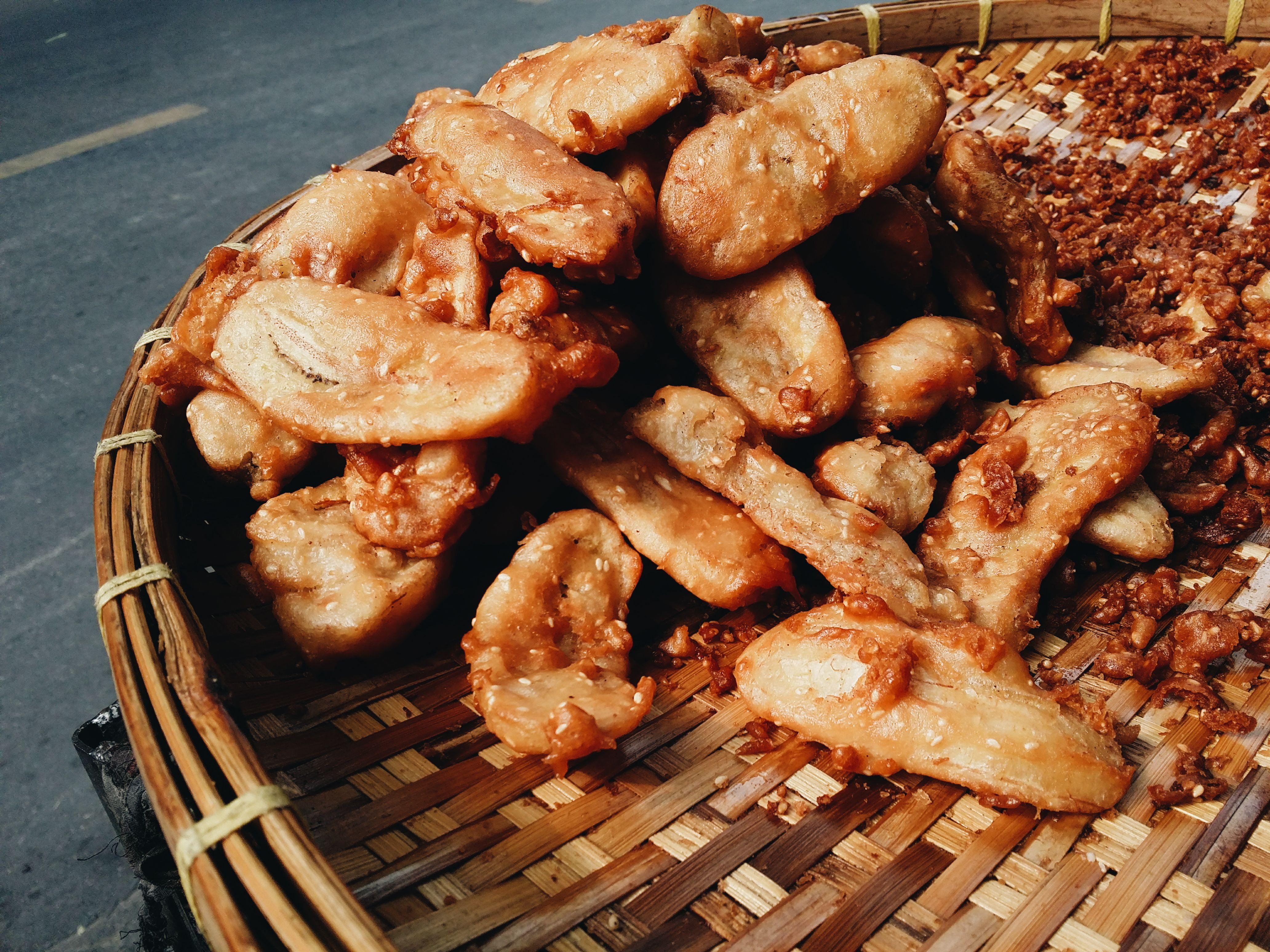 Thai Fried Bananas Goreng Pisang Recipe