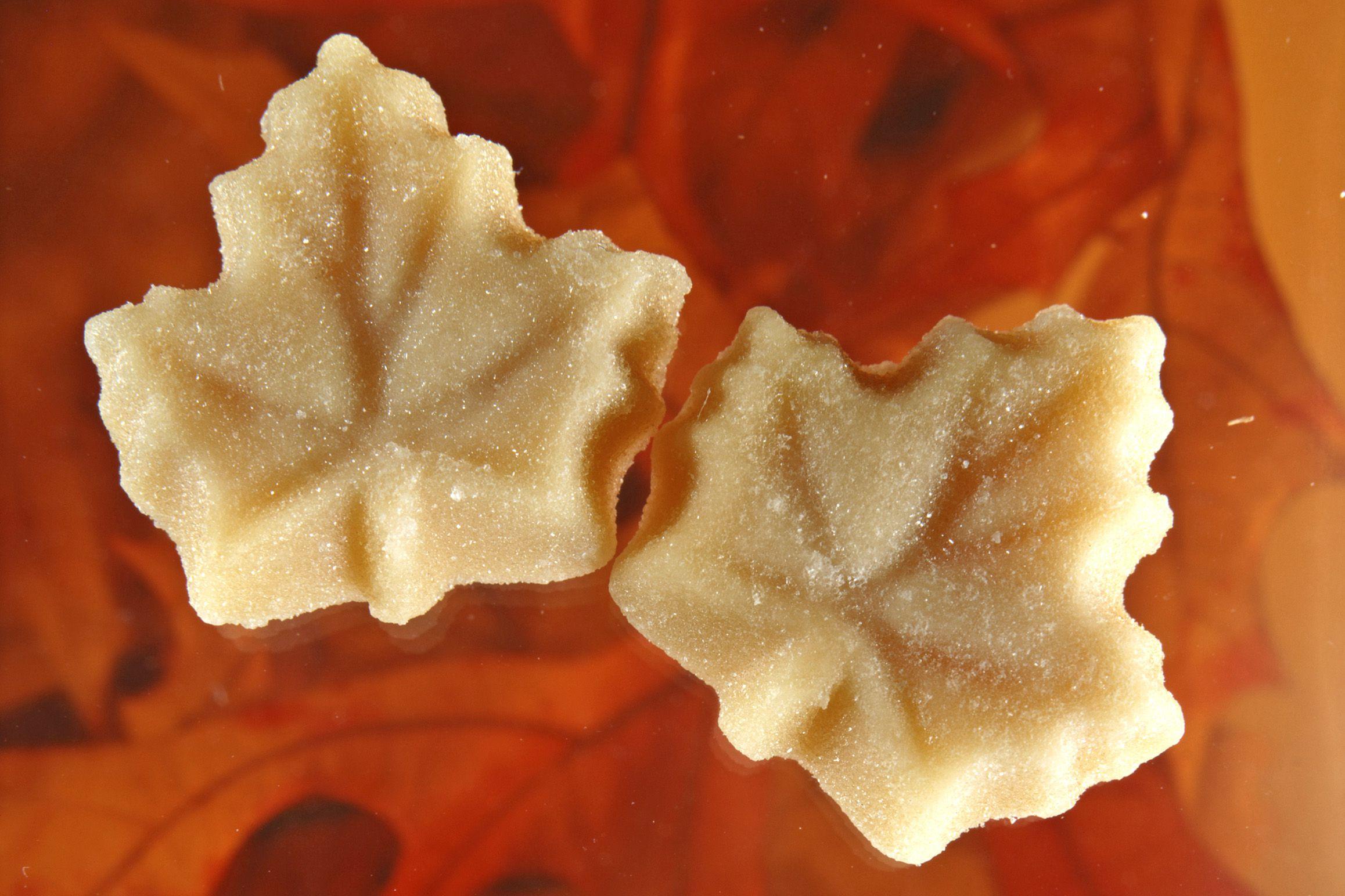 Maple Leaf Candy Recipe