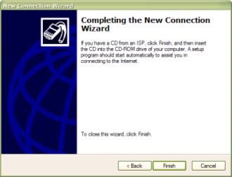 how to connect to internet windows xp professional