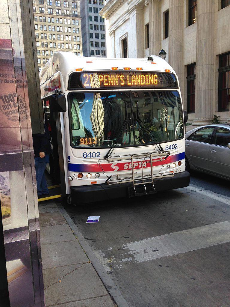 Philadelphia bus