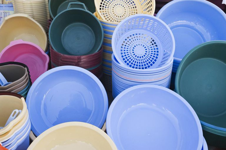 Plastic ware