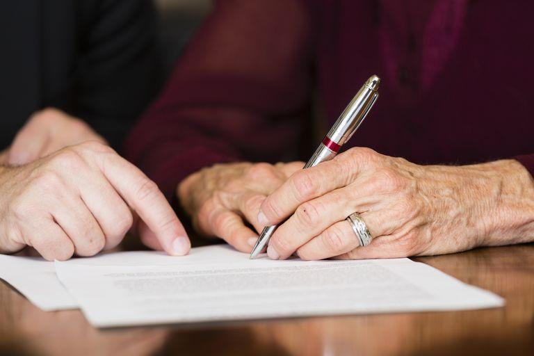 Senior Contract
