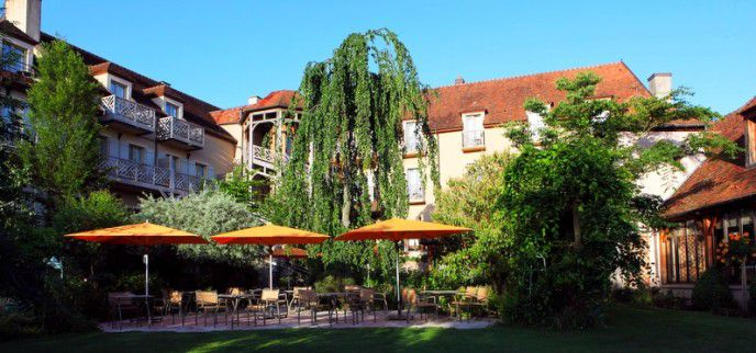 Hotels Near Dijon