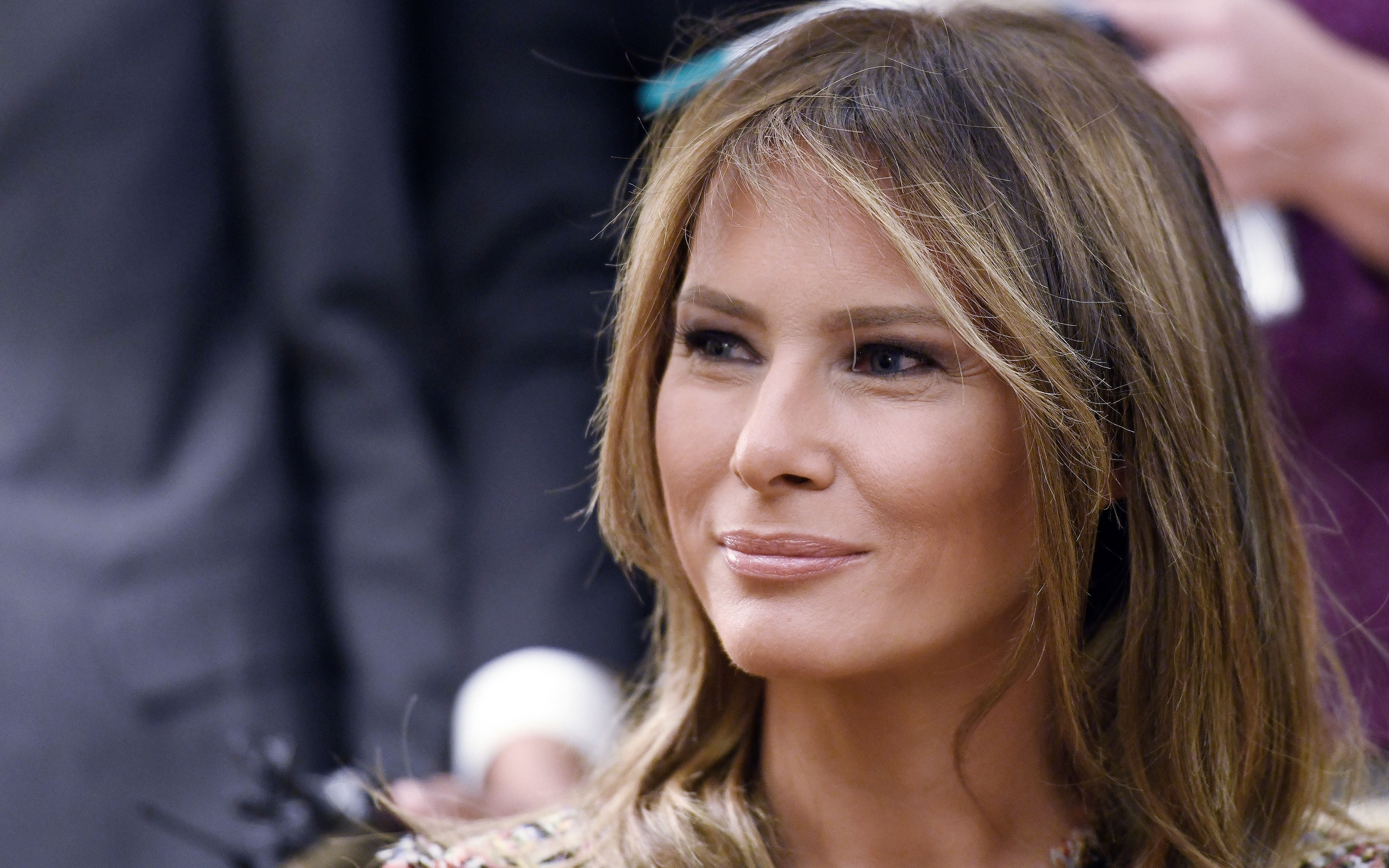 Biography Of Melania Trump First Lady Of The United States