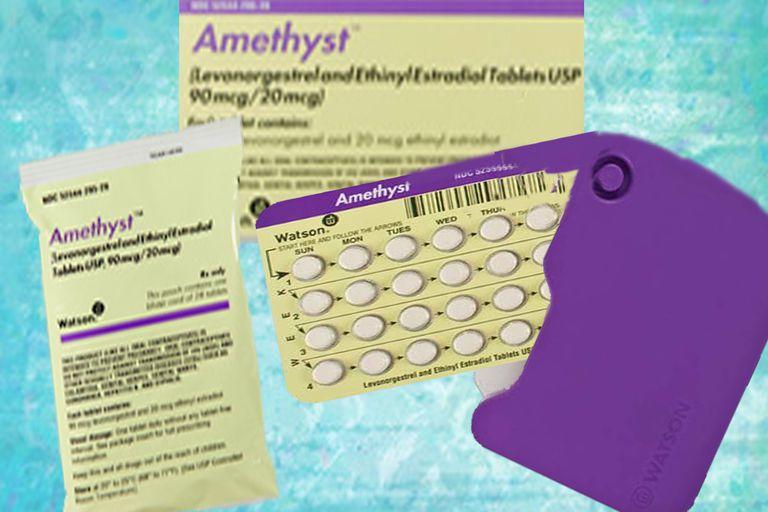 Amethyst Pill
