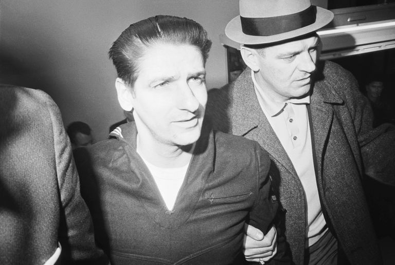 Boston Strangler Albert DeSalvo Captured