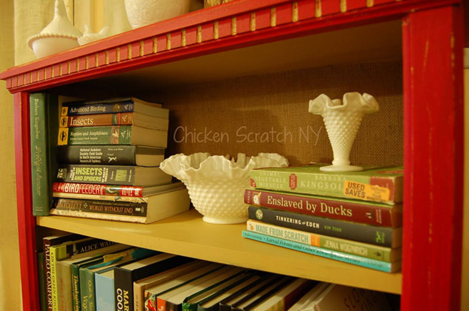 yellow bookshelves article bookshelf twisted wooden image featured make