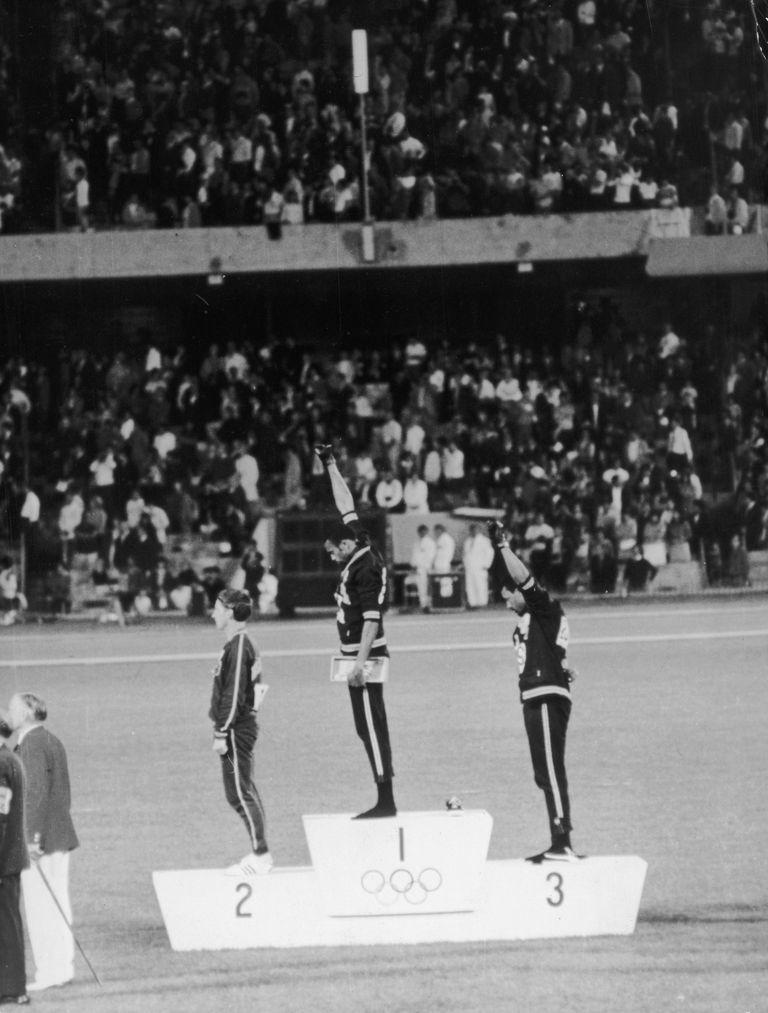 Black Power Salute