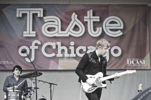 2015 Taste Of Chicago - Day 4