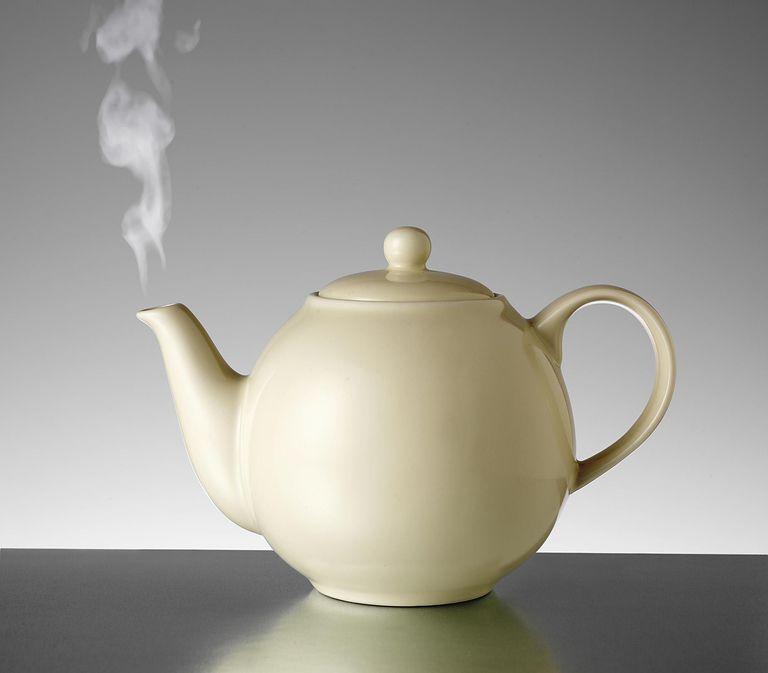 Teapot facial