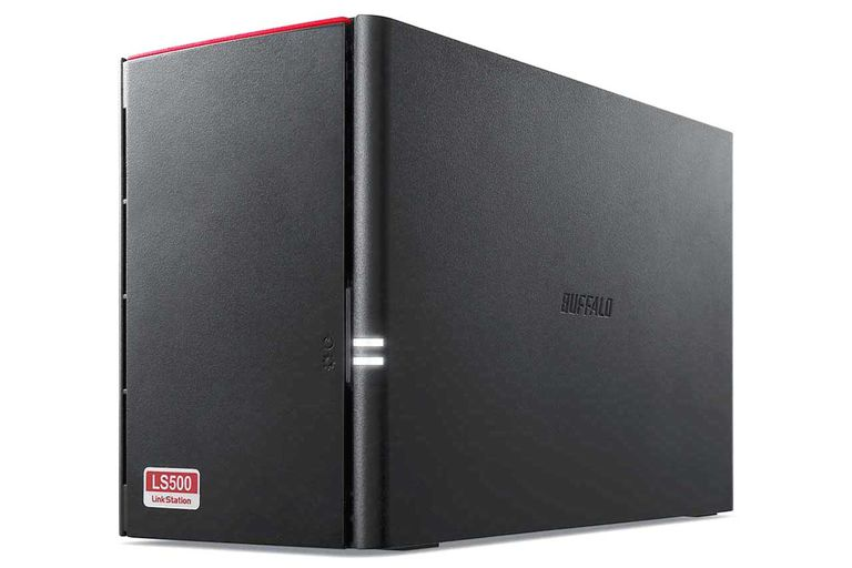 Buffalo Link Station LS500 Home Network Attached Storage Device