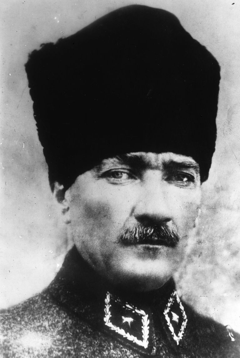Mustafa Kemal Ataturk led Turkey to become a modern, secular state.