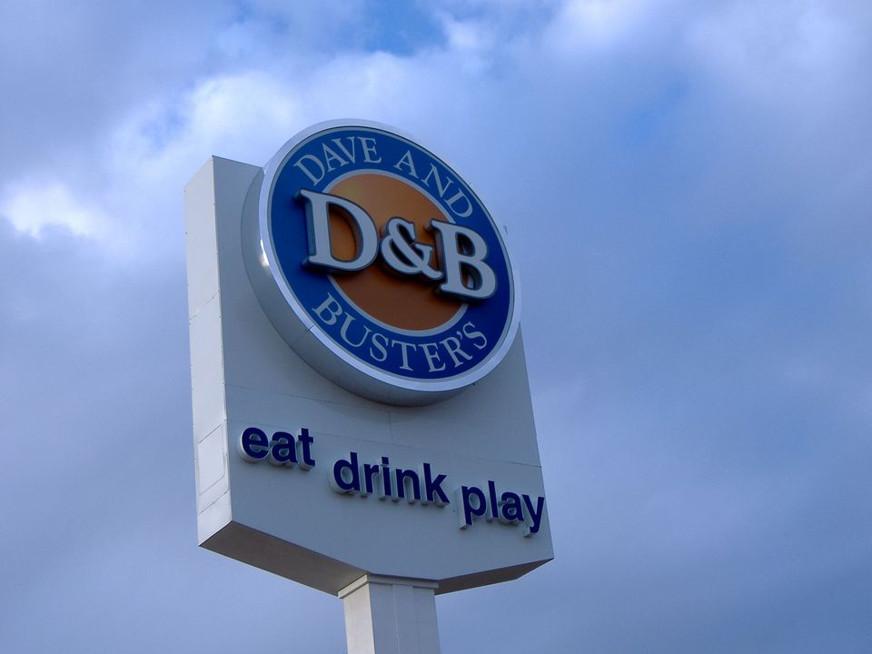 Dave and Buster's Oklahoma City