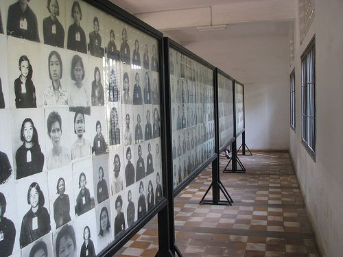 In 4 years, the Khmer Rouge killed an estimate 1.5 million people - 20% of Cambodia's population.