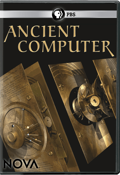 Ancient Computer - Cover Art