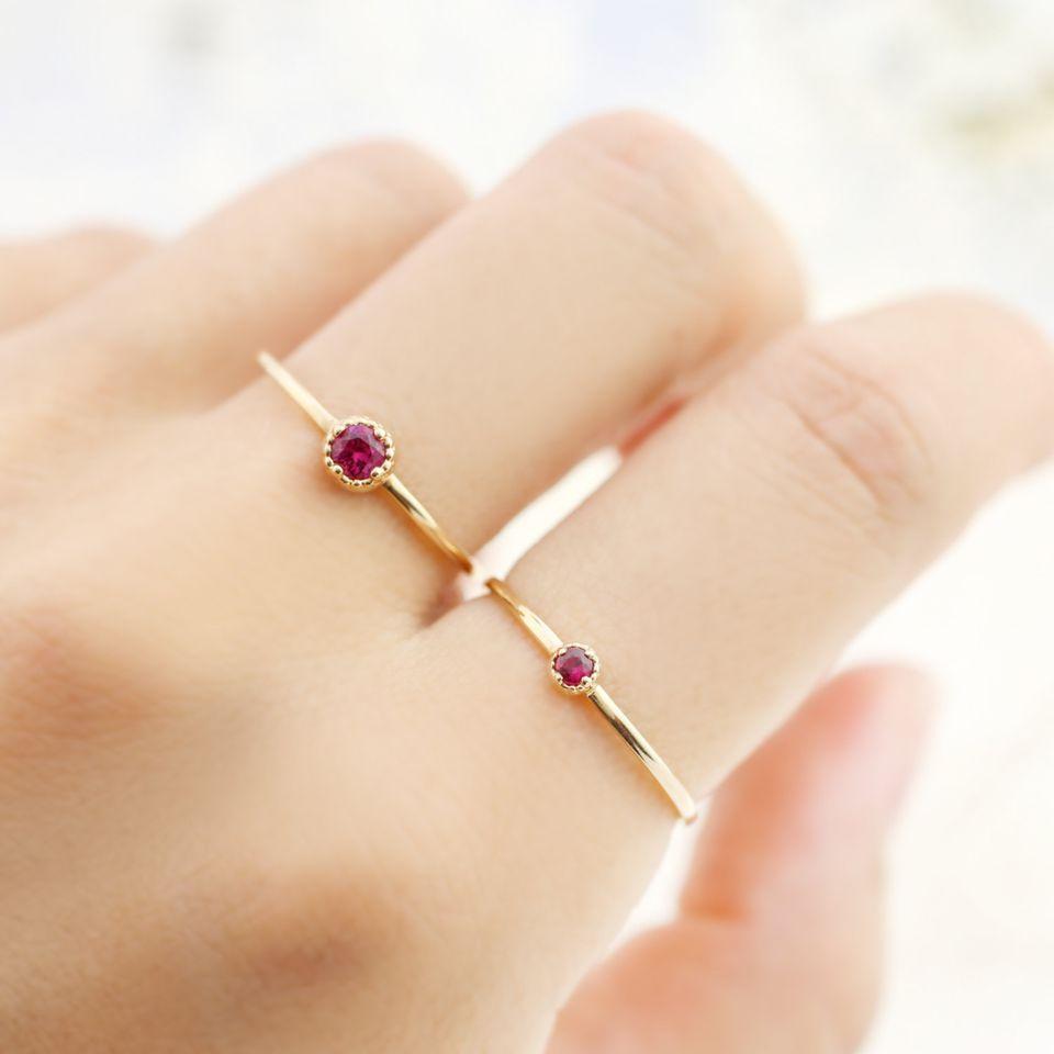 Sweet Sixteen Gift Ideas -- Birthstone Jewelry
