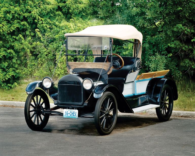 1918 Chevrolet Four-Ninety Half Ton Truck