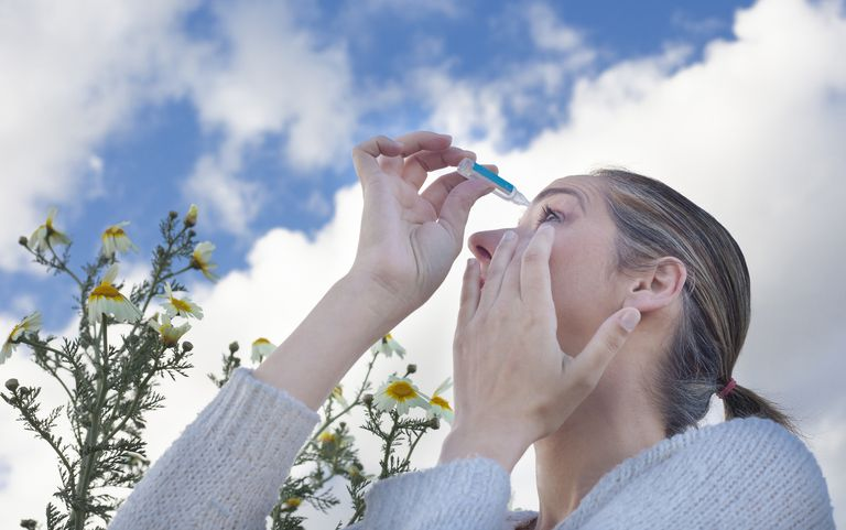 allergy eye drops