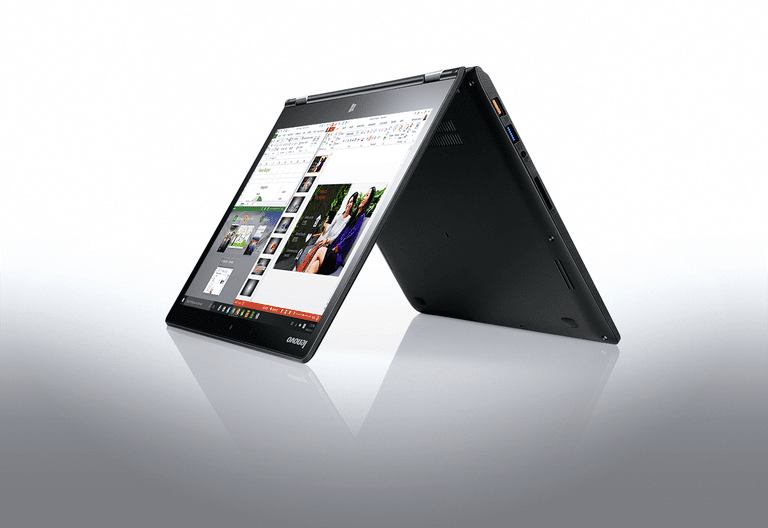 Lenovo Yoga 700 14-inch Laptop in Tent Mode