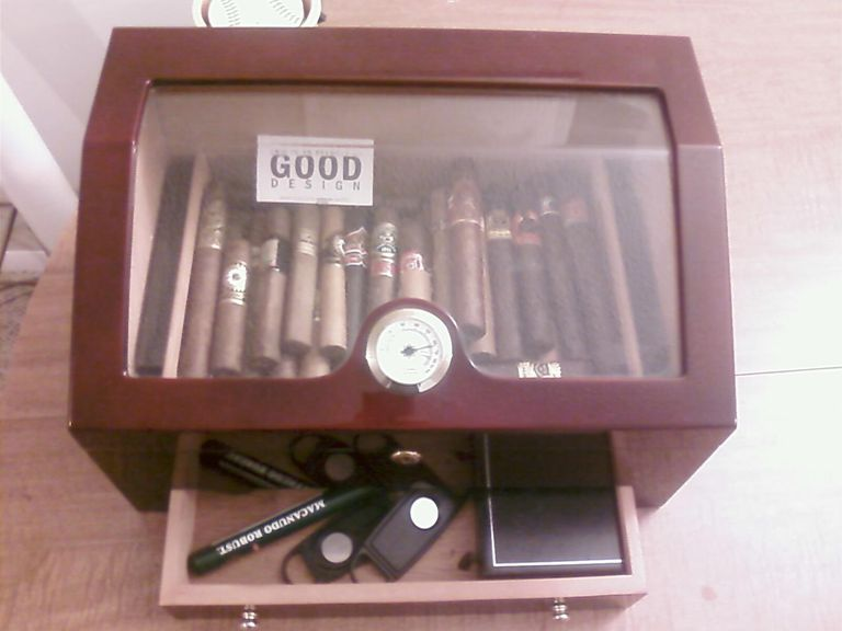 Humidor with great design