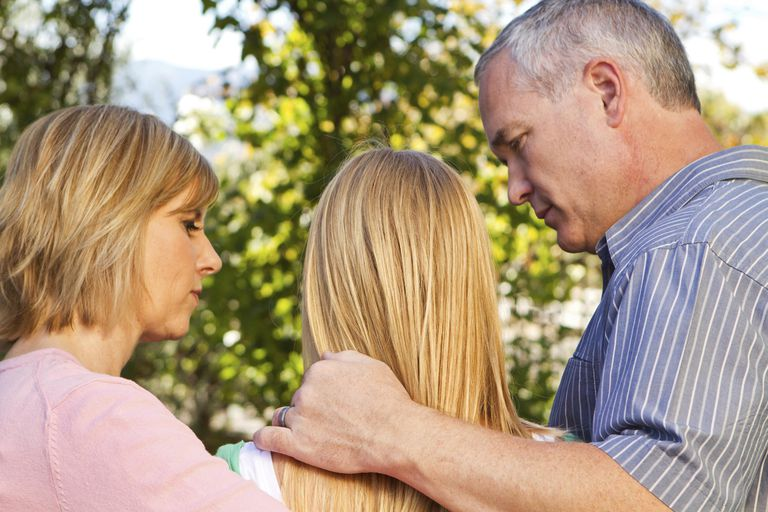 Establish a clear curfew for your teen.