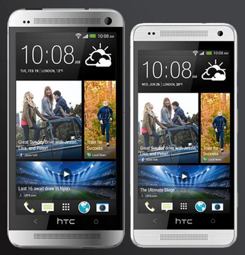 HTC One vs HTC One Mini