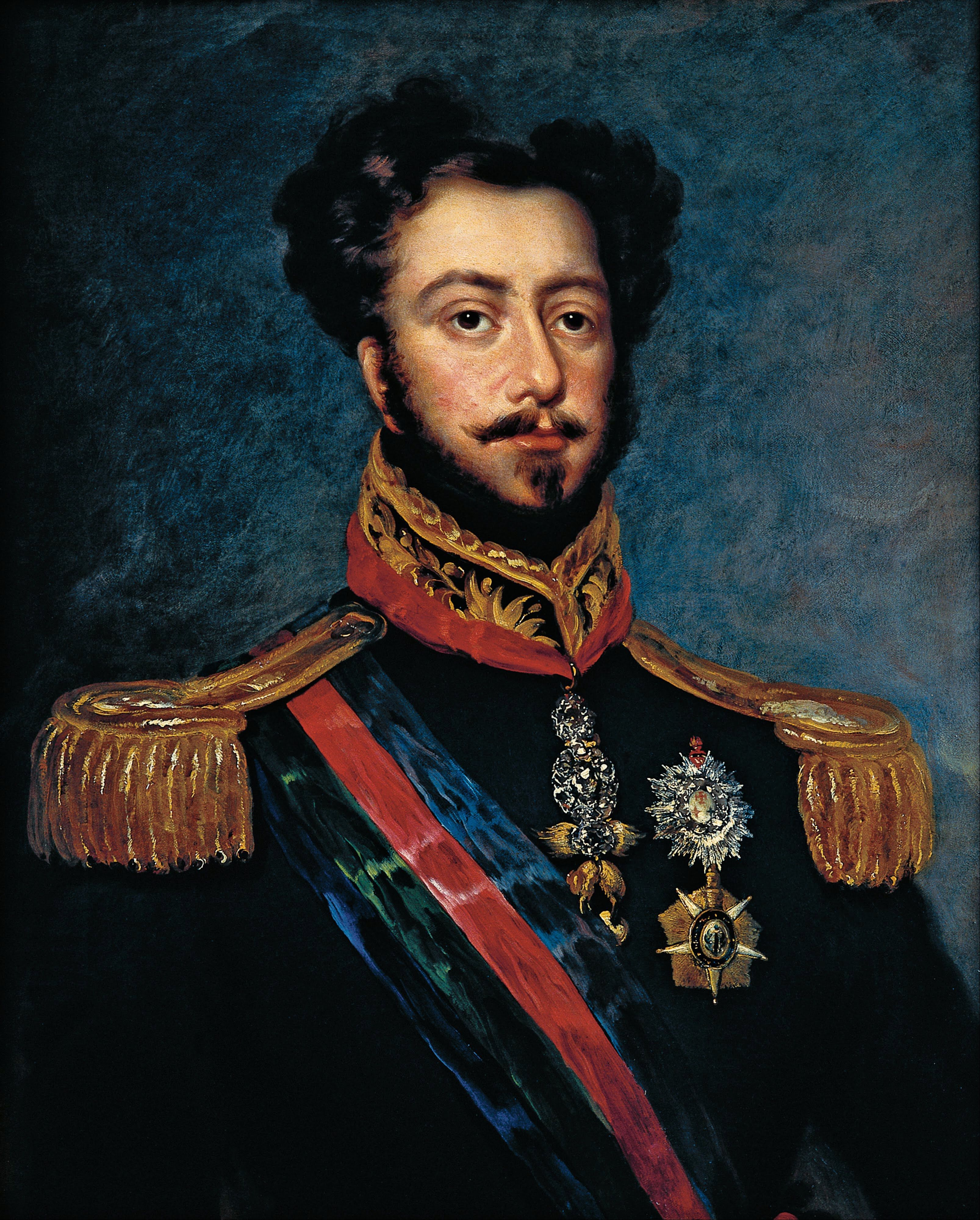 Dom Pedro I First Emperor of Brazil