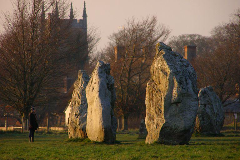 Megalitos de Avebury