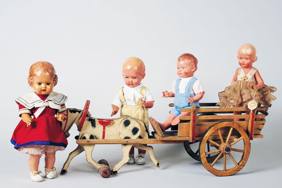 celluloid dolls