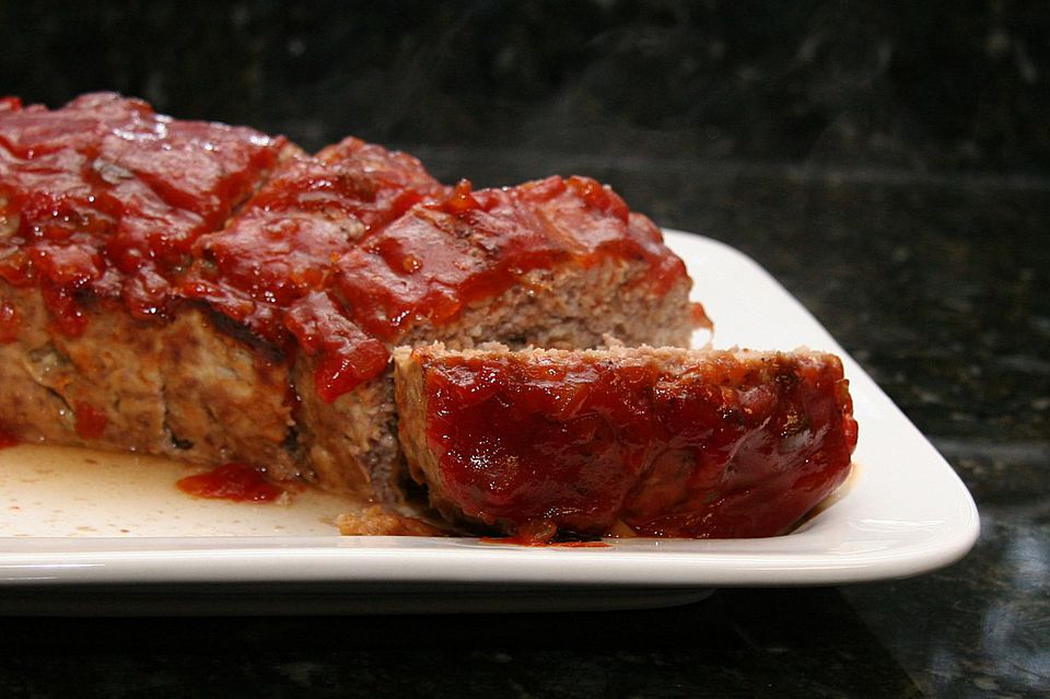 Sweet Pepper Meatloaf