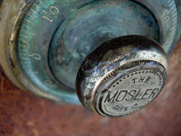Mosler Safe