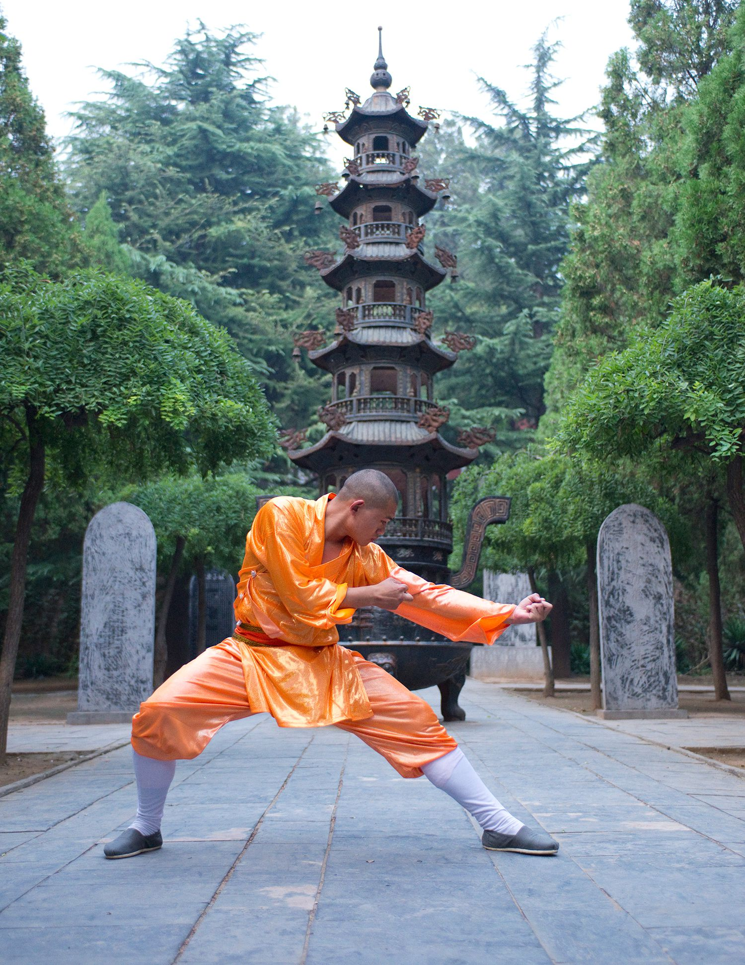What Is The Shaolin Temple