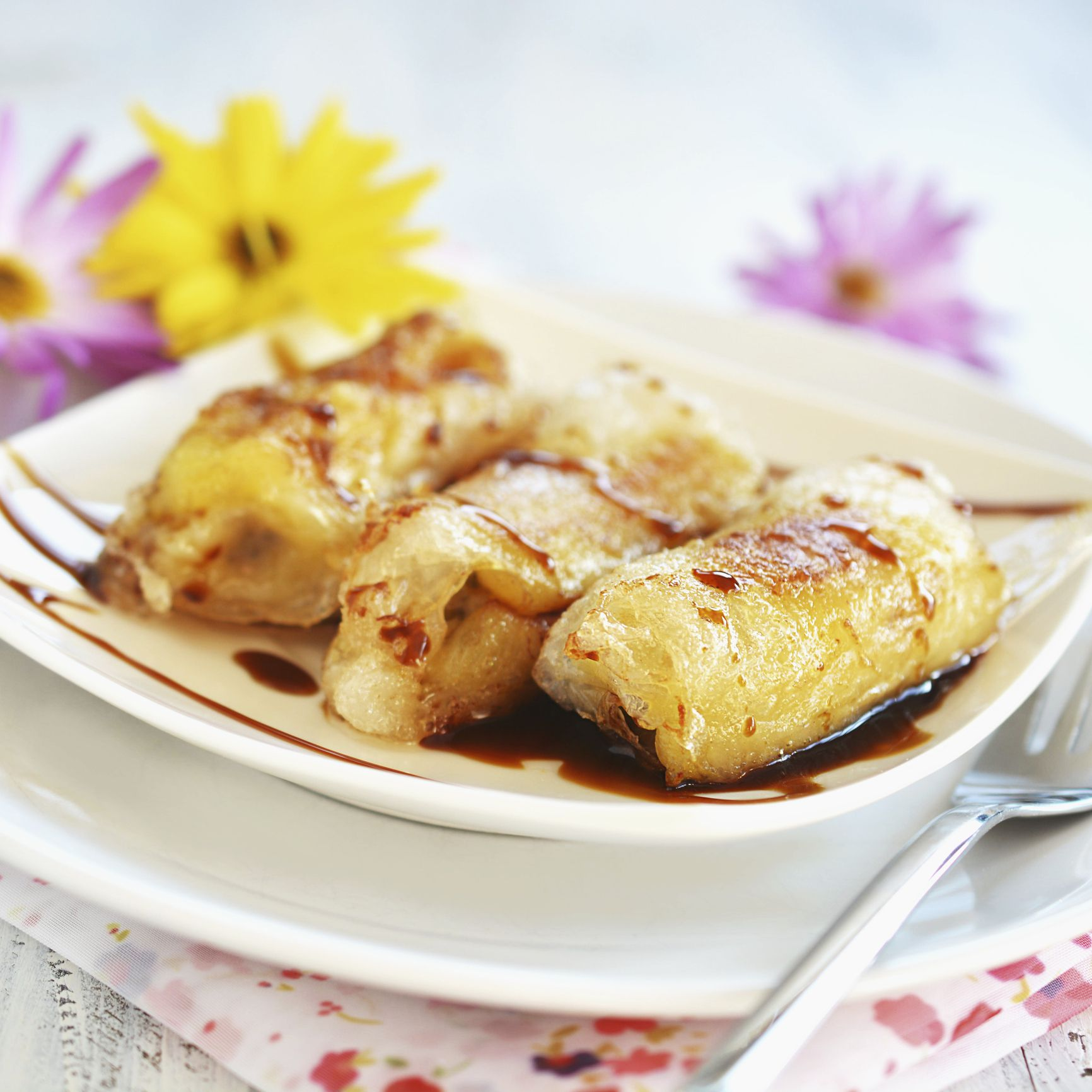 list of thai banana dessert recipes