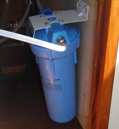 Boat Water Filter