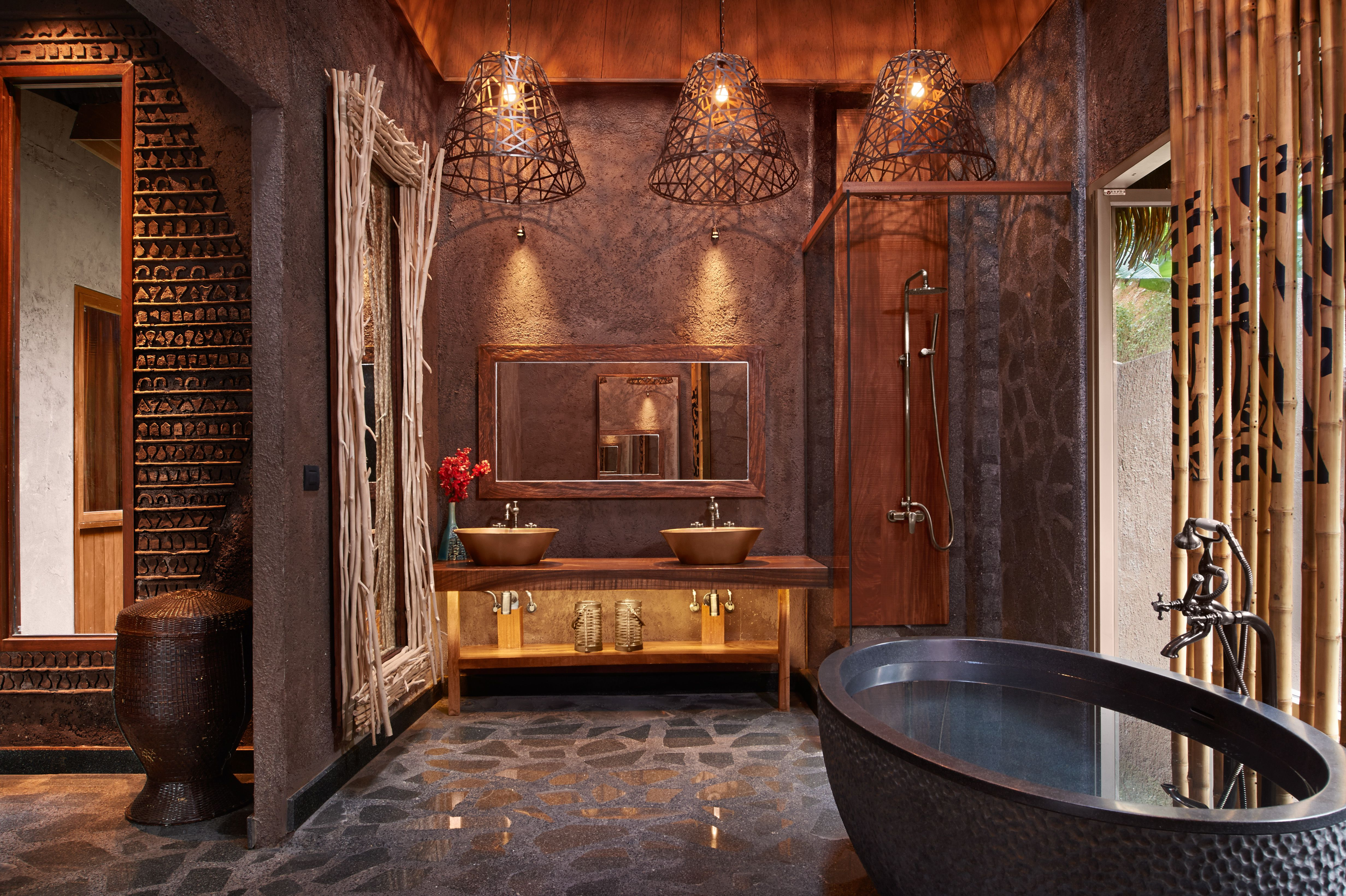 thai bathroom.  Keemala Phuket Resort Best Boutique Hotels Thailand