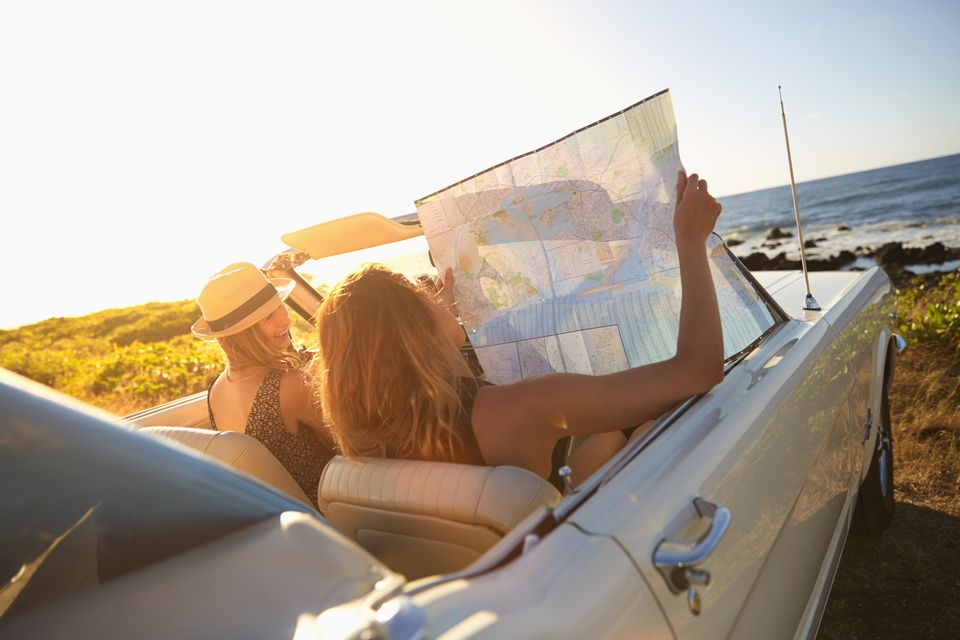 Finding All the Ways to Travel in California