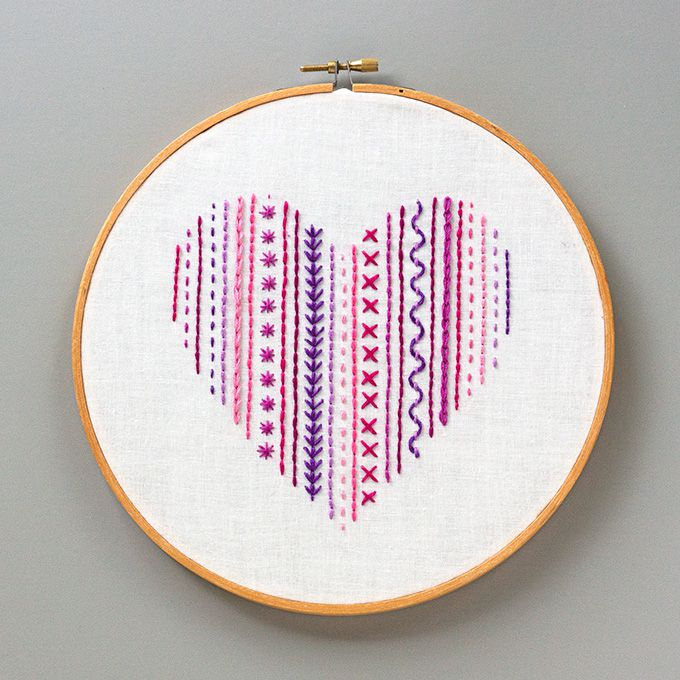 Free embroidery sampler patterns