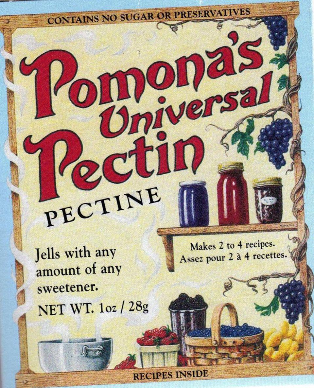 Pomona's Universal Pectin label