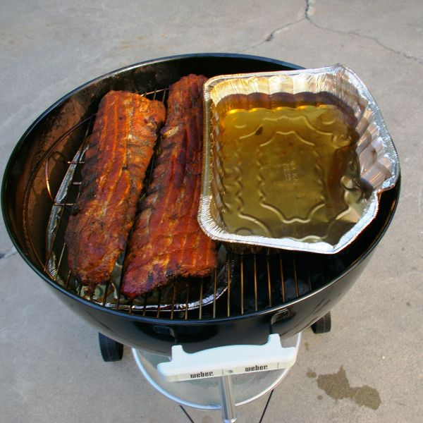 Unwrapped Baby Back Ribs