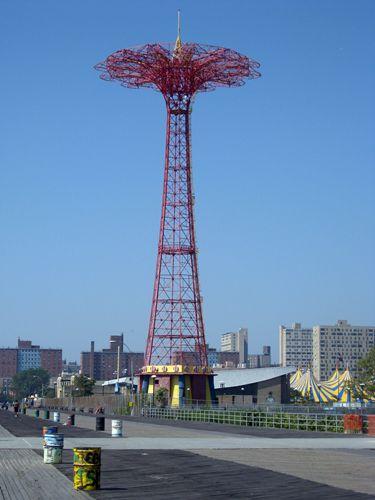 Coney Island Address For Gps