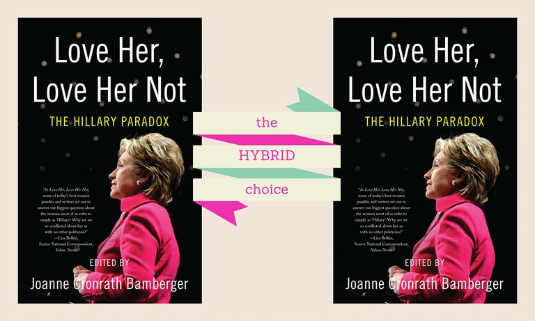 Love Her, Love Her Not - Hillary Book covers