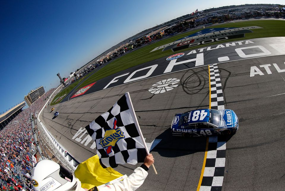Your rv guide to atlanta motor speedway for Atlanta motor speedway hotels