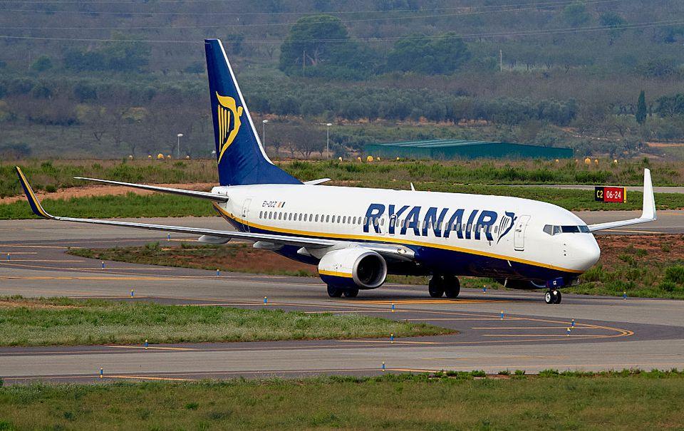 First Ryanair Flight Departs From Castellon Airport